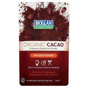 Bioglan Superfood Organic Cacao Powder 100g
