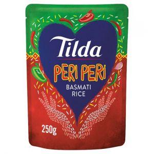Tilda Peri Peri Basmati Rice 250g
