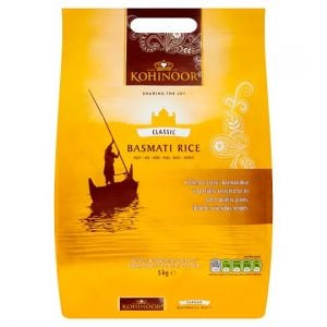 Kohinoor Classic Basmati Rice 5kg