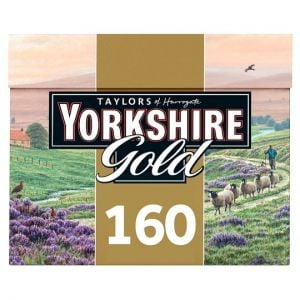 Yorkshire Gold 160 Tea Bags 500g