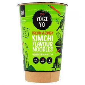 Yogiyo Kimchi Flavour Noodle Pot 73g