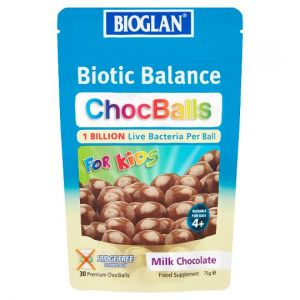 Bioglan Biotic Balance Chocball Milk 30'S