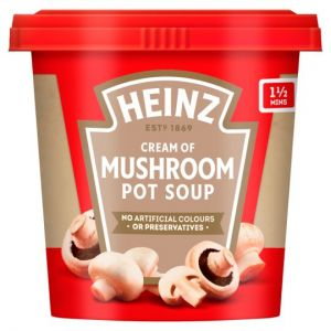 Heinz Cream Of Mushroom Pot Soup 355g