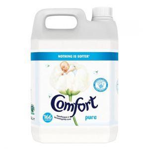 Comfort Pure Fabric Conditioner 166 Wash 5L