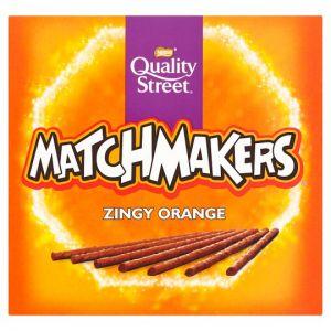 Quality Street Matchmakers Orange Chocolate Box 130g