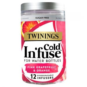 Twinings Cold Infuse Pink Grapefruit & Orange 30g