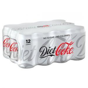 Diet Coke 12x330ml
