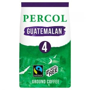 Percol Fair Trade Guatemalan Ground Coffee 200g