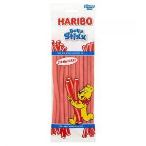 Haribo Strawberry Balla Stixx 160g