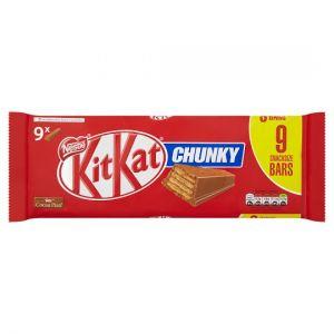 Kit Kat Chunky Snacksize Bars (9X32g)