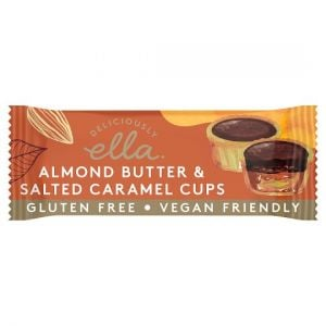 Deliciously Ella Almond Butter & Caramel Cups 36g