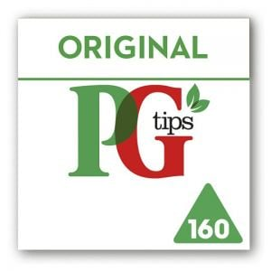 Pg Tips Pyramid 160 Tea Bags 464g