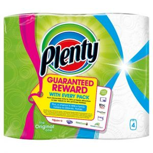 Plenty The Original One Kitchen Towels 400 Sheets