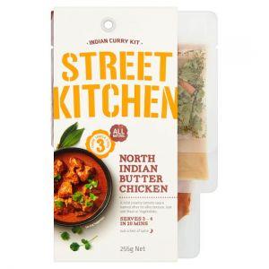 Street Kitchen Indian Butter Chicken Curry Kit 255g