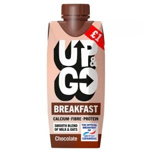 Up & Go Breakfast Drink Chocolate 330ml