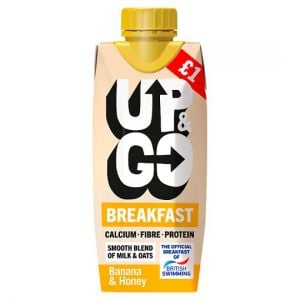 Up & Go Breakfast Drink Banana & Honey 330ml