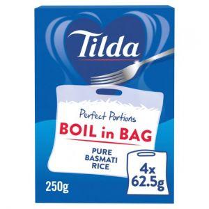 Tilda Pure Basmati Rice 2X125g