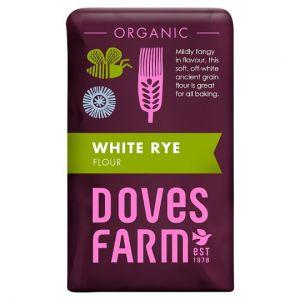 Doves Farm Organic White Rye Flour 1kg