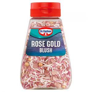 Dr Oetker Rose Gold Blush Sprinkles 115g