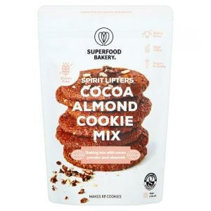 Superfood Bakery Cocoa Almond Cookie Mix 245g