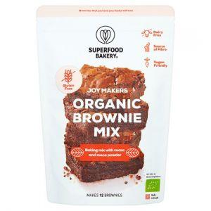 Superfood Bakery Joy Makers Organic Brownie Mix 287g
