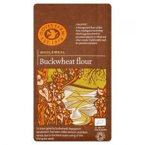 Doves Farm Organic Wholemeal 1kg Buckwheat Flour