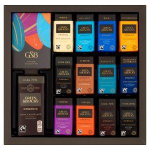 Green & Blacks Organic Tasting Collection Boxed Chocolates 395g