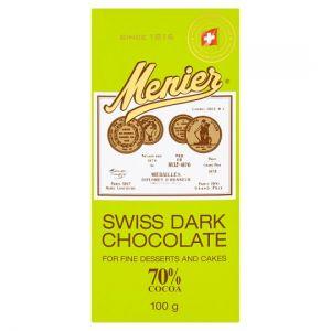 Menier Chocolat Patissier 100g