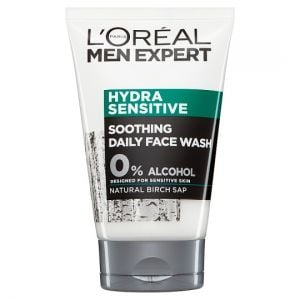 Loreal Men Expert Hydrating Sensitive Face Wash 100ml