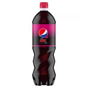Pepsi Max Cherry 1.25L Bottle