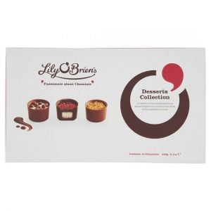 Lily O'briens The Desserts Collection 230g