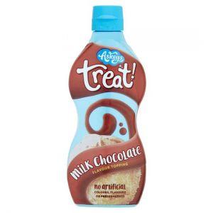 Askeys Treat Milk Chocolate Sauce 325g