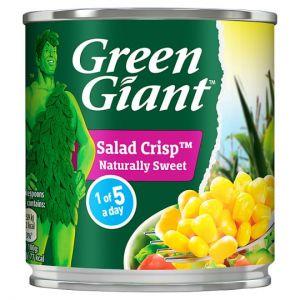 Green Giant Salad Crisp Sweet Corn 150g