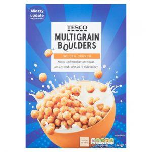 Tesco Multigrain Boulders 325g