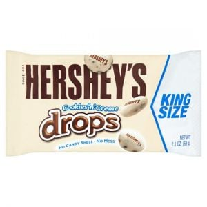 Hersheys Cookies & Creme Drops 59g