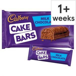 Cadbury Chocolate Cake Bar 5 Pack