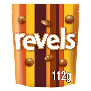 Revels Chocolate Pouch 112g