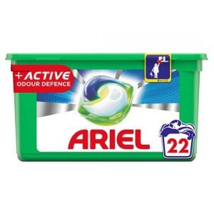 Ariel Aoi Wash Pods & Odour Defence 552.2g