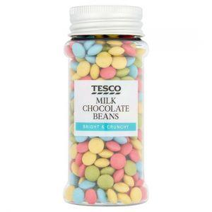Tesco Sprinkle Chocolate Beans 75g