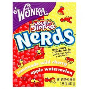 Wonka Double Dipped Nerds 46.7g