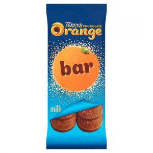 Terrys Milk Chocolate Orange Tablet 90g
