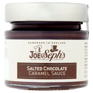 Joe and Seph's Salted Chocolate Caramel Sauce 160g