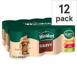 Winalot Gravy Mixed Selection 12 X 400g