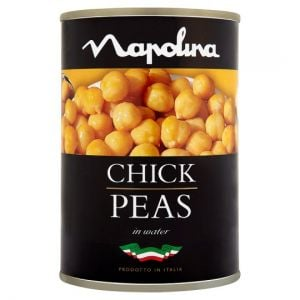Napolina Chick Peas In Water 400g
