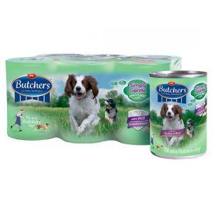 Butchers Simply Gentle Tinned Dog Food 6 X390g