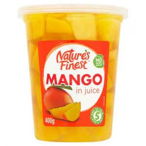 Nature's Finest Mango In Juice 400g