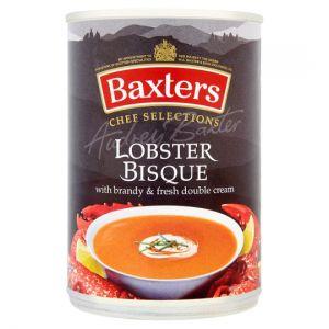 Baxters Lobster Bisque Soup 400g
