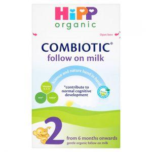 Hipp Organic Follow-On Milk 800g
