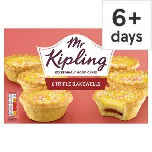 Mr Kipling Trifle Bakewells 6 Pack