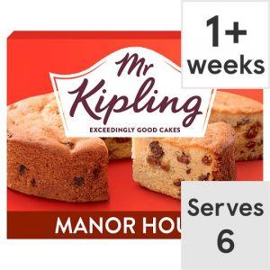 Mr Kipling Manor House Cake